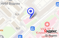 Схема проезда до компании СЕРВИС-ЦЕНТР ПРАКТИК в Москве