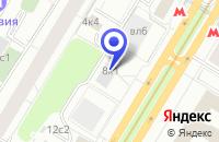 Схема проезда до компании АКБ ЖЕЛДОРБАНК в Москве