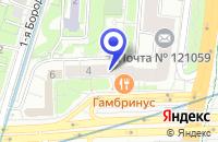 Схема проезда до компании НОТАРИУС ЯСТРЕБОВ Д.В. в Москве