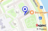 Схема проезда до компании МЕБЕЛЬНЫЙ МАГАЗИН ЧАСТНАЯ КОЛЛЕКЦИЯ в Москве