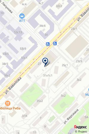 ПТФ КРУЗМ на карте Москвы