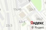 Схема проезда до компании Митэк в Москве