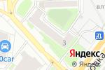 Схема проезда до компании AB+OFFICE в Москве
