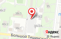Схема проезда до компании Проблемы Экономической Безопасности в Москве