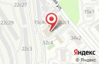 Схема проезда до компании Эней+ в Москве