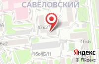 Схема проезда до компании Консалтинговая Группа Егоров, Ерофеев, Кашицын в Москве