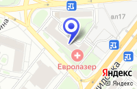 Схема проезда до компании МЕБЕЛЬНЫЙ САЛОН ПУФФИ КЭТ в Москве
