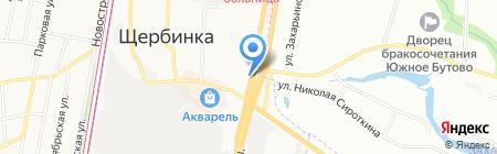Моя Италия на карте Москвы