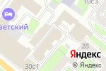 Схема проезда до компании Примера в Москве