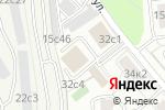 Схема проезда до компании АБ Бизнес Консалтинг в Москве