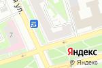 Схема проезда до компании ОВИОНТ ИНФОРМ в Москве