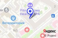 Схема проезда до компании ИНФОРМАЦИОННОЕ АГЕНТСТВО РЕГИОН в Москве