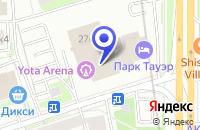 Схема проезда до компании ТОРГОВАЯ КОМПАНИЯ СФЕРА-1 в Москве