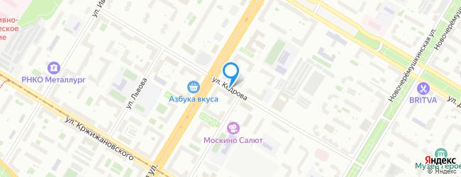 улица Кедрова