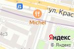Схема проезда до компании SmileLab в Москве
