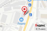 Схема проезда до компании Автодок в Подольске