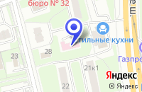 Схема проезда до компании МЕБЕЛЬНАЯ ФАБРИКА ШКАФЫ-КУПЕ СТИЛЬНЫЕ КУХНИ в Москве