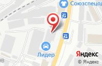 Схема проезда до компании Автоэкспресс в Подольске