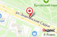 Схема проезда до компании Русское Масс-Спектрометрическое Общество в Москве