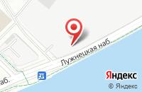 Схема проезда до компании Духовное образование в Москве