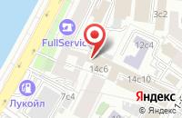 Схема проезда до компании Издательский Дом «Арт Ком Медиа» в Москве