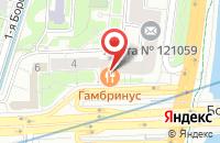 Схема проезда до компании Велотекс в Москве