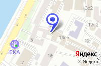 Схема проезда до компании ОТДЕЛЕНИЕ САВВИНСКИЙ в Москве