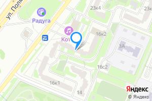 Снять однокомнатную квартиру в Москве м. Лесопарковая, Ратная улица, 16к2