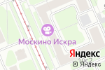 Схема проезда до компании Скай Лайн в Москве