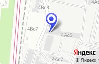 Схема проезда до компании BG в Москве