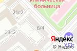 Схема проезда до компании Дом в радости в Москве