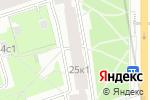 Схема проезда до компании Dry Cleaning в Москве