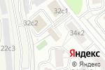 Схема проезда до компании Ресничные феи в Москве