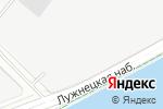 Схема проезда до компании Союз в Москве