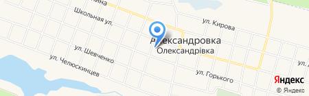 Ясли-сад №35 на карте Старомихайловки