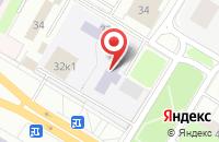 Схема проезда до компании Альянс-Дизайн в Москве
