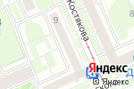 Схема проезда до компании Криолан Сити в Москве