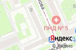 Схема проезда до компании Многопрофильная мастерская в Москве