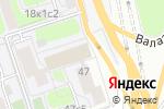 Схема проезда до компании ВТМ в Москве
