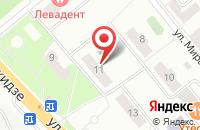 Схема проезда до компании Общежитие в Подольске