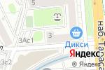 Схема проезда до компании Imperial Casa в Москве