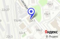 Схема проезда до компании ПРОЕКТНЫЙ ИНСТИТУТ НЕФТЯНОГО И КОМПРЕССОРНОГО МАШИНОСТРОЕНИЯ в Москве