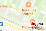 Схема проезда до компании Самая Самая в Москве