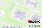 Схема проезда до компании ТайфуН в Москве