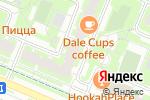 Схема проезда до компании БринФарм в Москве