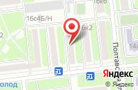 Схема проезда до компании Торгпромсервис в Москве