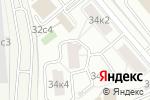 Схема проезда до компании Зернышко в Москве