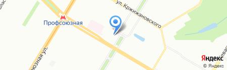 Юрмос на карте Москвы