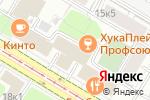 Схема проезда до компании Полар Строй в Москве
