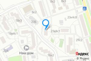Сдается комната в двухкомнатной квартире в Москве Башиловская ул., 23к4